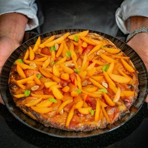 Apricot tart by Nina Métayer collection summer 2021