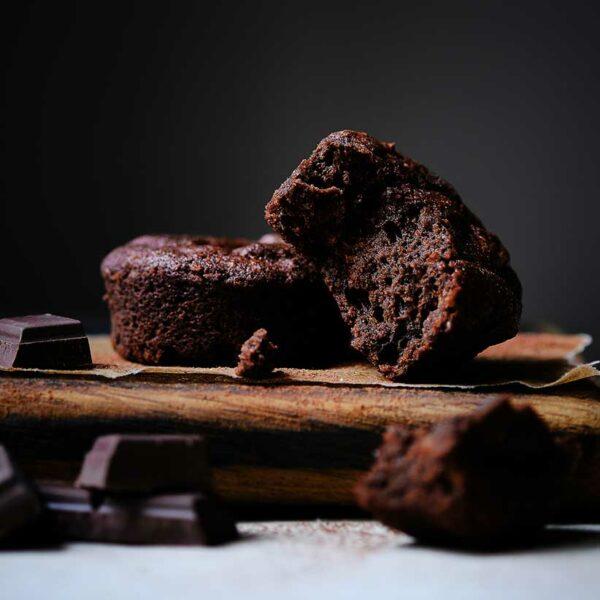 Chocolate Brownie by Nina Métayer